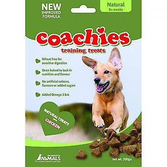 Company Of Animals Coachies Natural Dog Treats