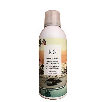 R+Co Palm Springs Pre Shampoo Treatment Mask 5 OZ