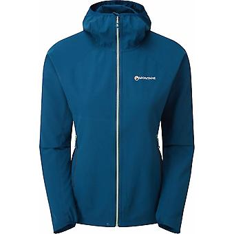 Montane Womens Orbit Stretch Jacket - UK8/US XS/EUR 34 - Narwhal Blue
