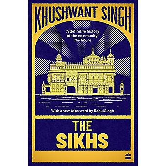 The Sikhs by Khushwant Singh - 9789353026899 Book