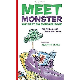 Meet Monster - The First Big Monster Book by Ellen Blance - 9781681374