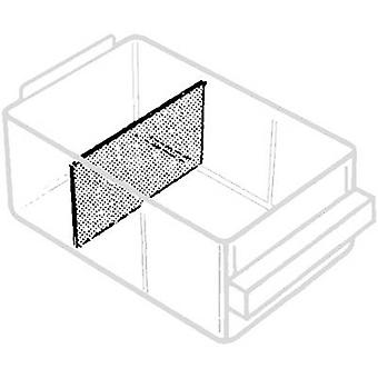raaco 150-02 Drawer cabinet dividers (W x H) 87 mm x 49 mm 24 pc(s)