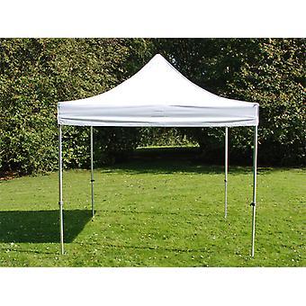 Vouwtent/Easy up tent FleXtents PRO 4x4m Wit