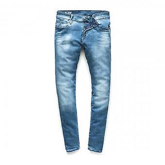 G-Star Raw Revend Skinny Slander Blue Denim Jeans 51010 6131 424