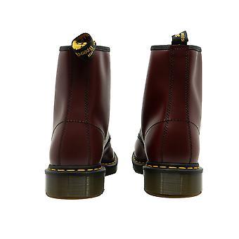 Dr. Martens 1460 Women Men's Reckled Boots Boots Red Bordeaux NEW OVP