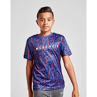 New McKenzie Boys-apos; Eder T-Shirt Purple