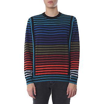 Ps By Paul Smith M2r697tma2081744 Men's Multicolor Cotton Sweater