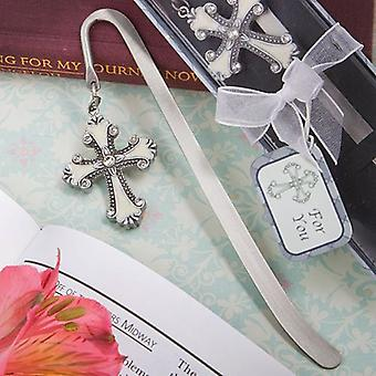 Cross Themed Bookmark