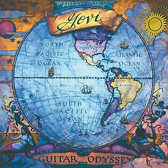 Govi - Guitar Odyssey [CD] USA import