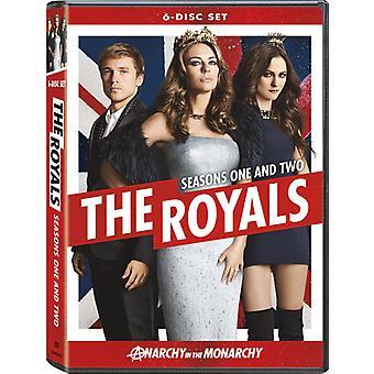 Reales de: Importación de Estados Unidos temporadas 1 y 2 [DVD]