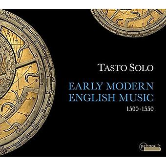 Cooper / Tasto Solo - Early Modern English Music [CD] USA import