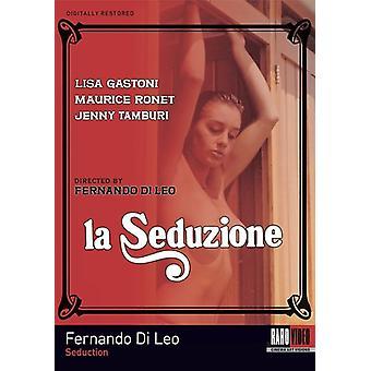Seduction [DVD] USA import