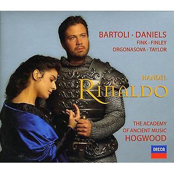 G.F. Handel - Handel: Rinaldo [CD] USA import