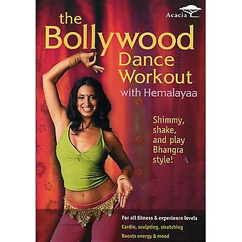 Bollywood Dance Workout [DVD] USA import