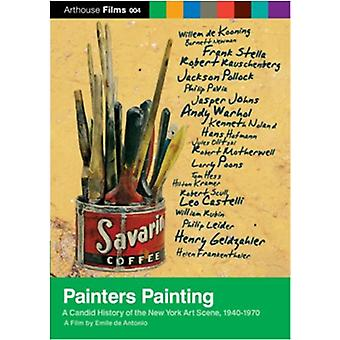 Painters Painting [DVD] USA import