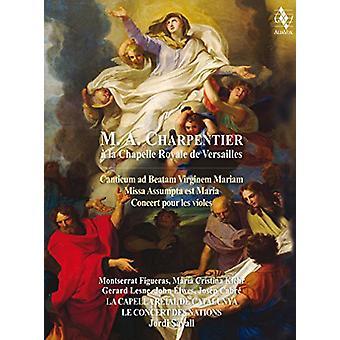 Charpentier / Figueras / Kiehr / Savall - Canticum AD Beatam Virginem Mariam Missa Assumpta [SACD] USA import