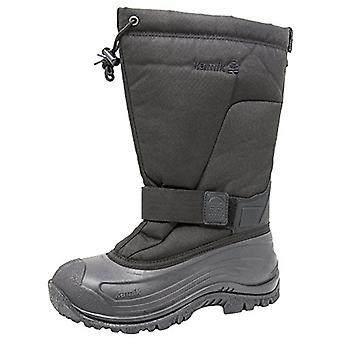 Kamik Mens GREENBAY4-M Closed Toe Knee High Cold Weather Boots