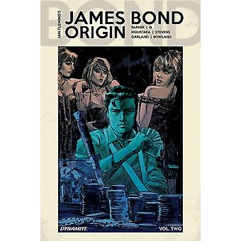 James Bond Origin Vol. 2 av Jeff Parker & Av konstnären Ibrahim Moustafa