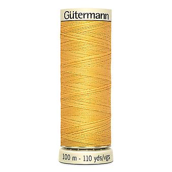 Gutermann Sew-all 100% Polyester Thread 100m Hand and Machine Colour Code  - 416