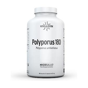 Polyporus 180 180 vegetable capsules
