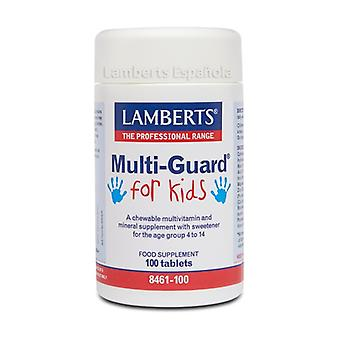 Multi-Guard for kids 100 tablets