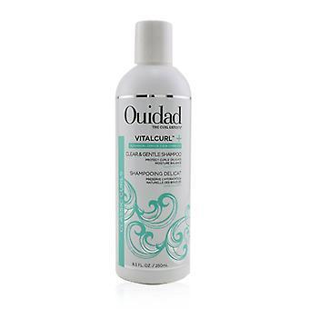 Vitalcurl+ Clear & Gentle Shampoo (classic Curls) - 250ml/8.5oz