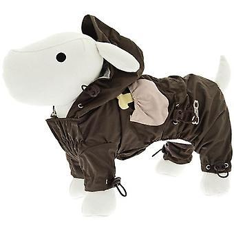 Ferribiella Fuss-Bone wasserdichter Anzug (Hunde , Kleidung , Regenmäntel)