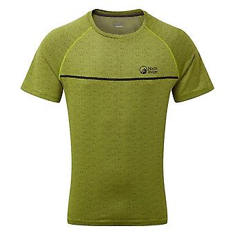 North Ridge Men's Energy Active Short Sleeve Top Green