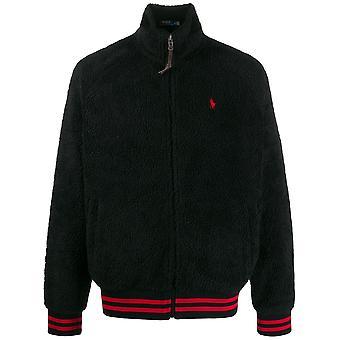 Vintage Sherpa Fleece Jacket