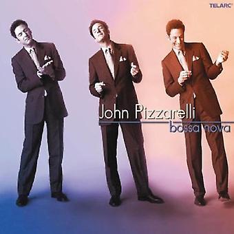 John Pizzarelli - Bossa Nova [CD] USA import