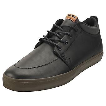 Globe Gs Chukka Mens Casual Trainers in Black