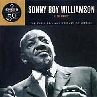 Sonny Boy Williamson - His Best [CD] USA import