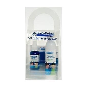 Children's Hair Care Pack (Lotion + Shampoo) 160 ml