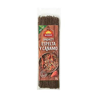 Spaguetti de Espelta y Cáñamo Bio 250 g