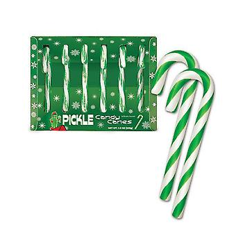 Archie McPhee Pickle Candy Canes