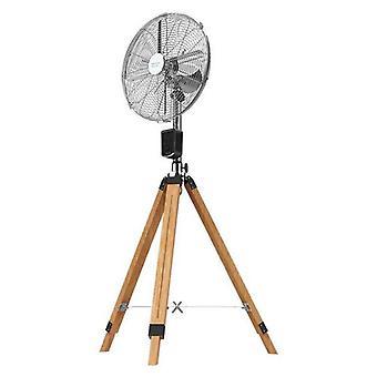 Ventilador independiente Cecotec Fuerza Silencio 1600 Woody Smart a 40 cm