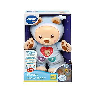 Vtech - a sleepy glow bear