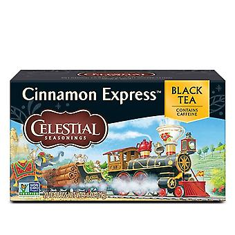 Celestial Seasonings Tea Cinnamon Express
