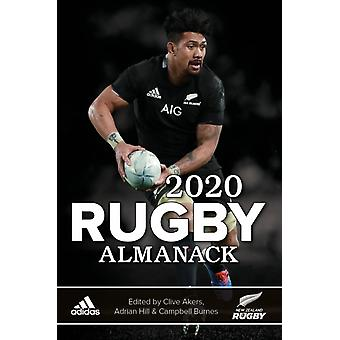 2020 Rugby Almanack by Clive Akers