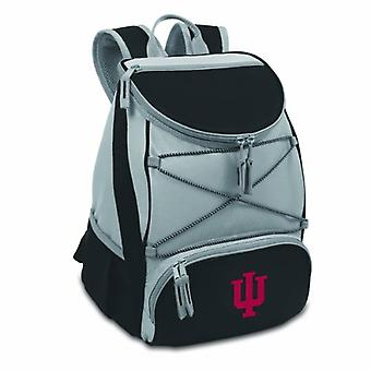 Ptx- Black (Indiana University Hoosiers) Digital Print Backpack