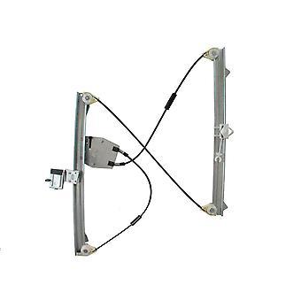 Regulador delantero izquierdo de la ventana eléctrica (sin motor) para BMW X3 (E83) 2004-2010