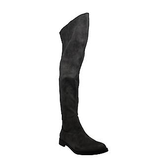 Kenneth Cole reação Womens vento-Y fechado Toe por joelho moda botas