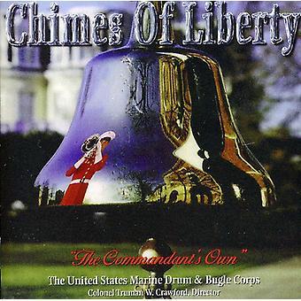 Sousa/Williams/Goldman/Diblasio/Ward/Boubill/schön - Glockenspiele der Freiheit [CD] USA import