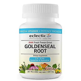 Eclectic Institute Inc Goldenseal Root, 400 Mg, 50 Kapseln