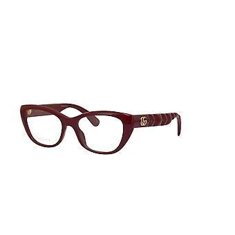 غوتشي GG0813O 003 نظارات بورجوندي