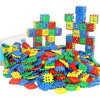 Constructor Building Blocks Baby Creativity Imagination Learning-educational