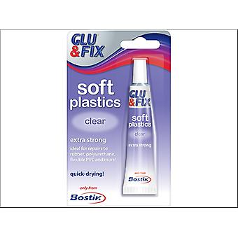 Bostik Soft Plastic Adhesive 80213