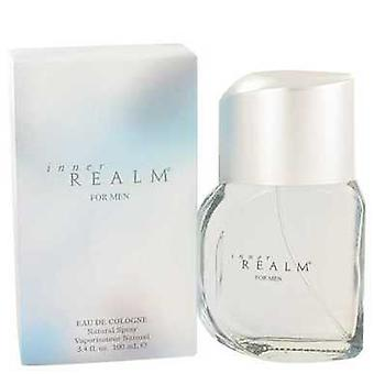Inner Realm By Erox Eau De Cologne Spray (new Packaging) 3.4 Oz (men) V728-488826