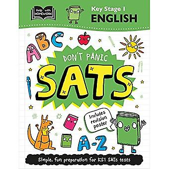 Key Stage 1 English: Don't� Panic SATs (Help With Homework)