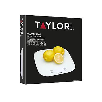 Taylor Large Digital Kitchen Scale TYPSCALE13WP